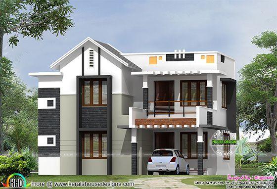 2011 Sq Ft Simple Home Design