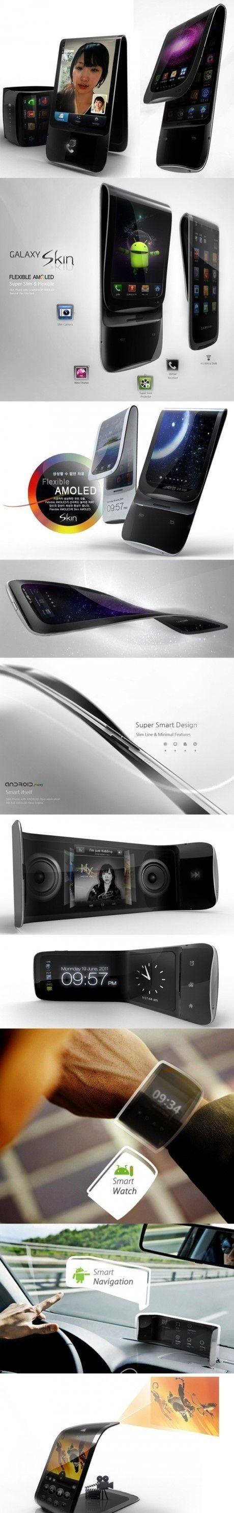 Samsung Galaxy Skin - �NSKER!