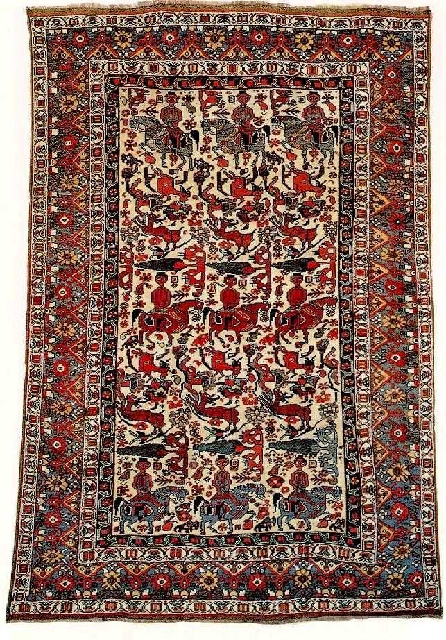 Khamseh Tappeti Tappeti Orientali Persiane
