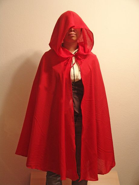 Hooded Cape Pattern Let's SEW Pinterest Hooded Cape Pattern Awesome Kids Cape Pattern