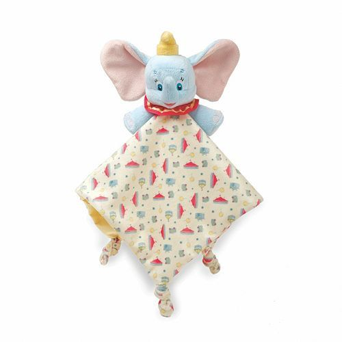 Disney DUMBO Snuggle Blankey Security Baby Blanket  by CACBaskets