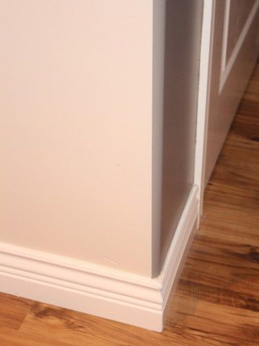 How To Paint Bullnose Or Rounded Drywall Corners 3 Tips Drywall Corners Accent Wall Paint Updating House