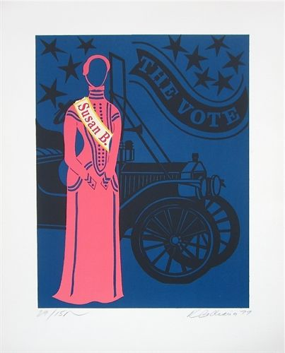 The Mother of us All (Group of 10 prints) by Robert Indiana on artnet Auctions