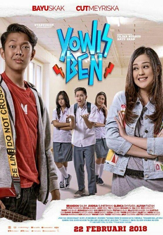Yowis Ben Streaming Hd : yowis, streaming, Yowis, (2018), Movie, Baru,, Bioskop,