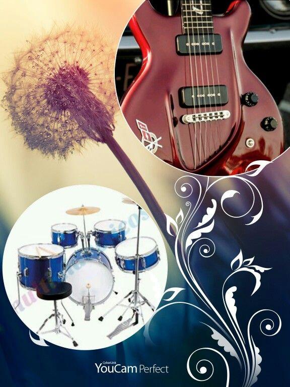 Musica batería guitarra