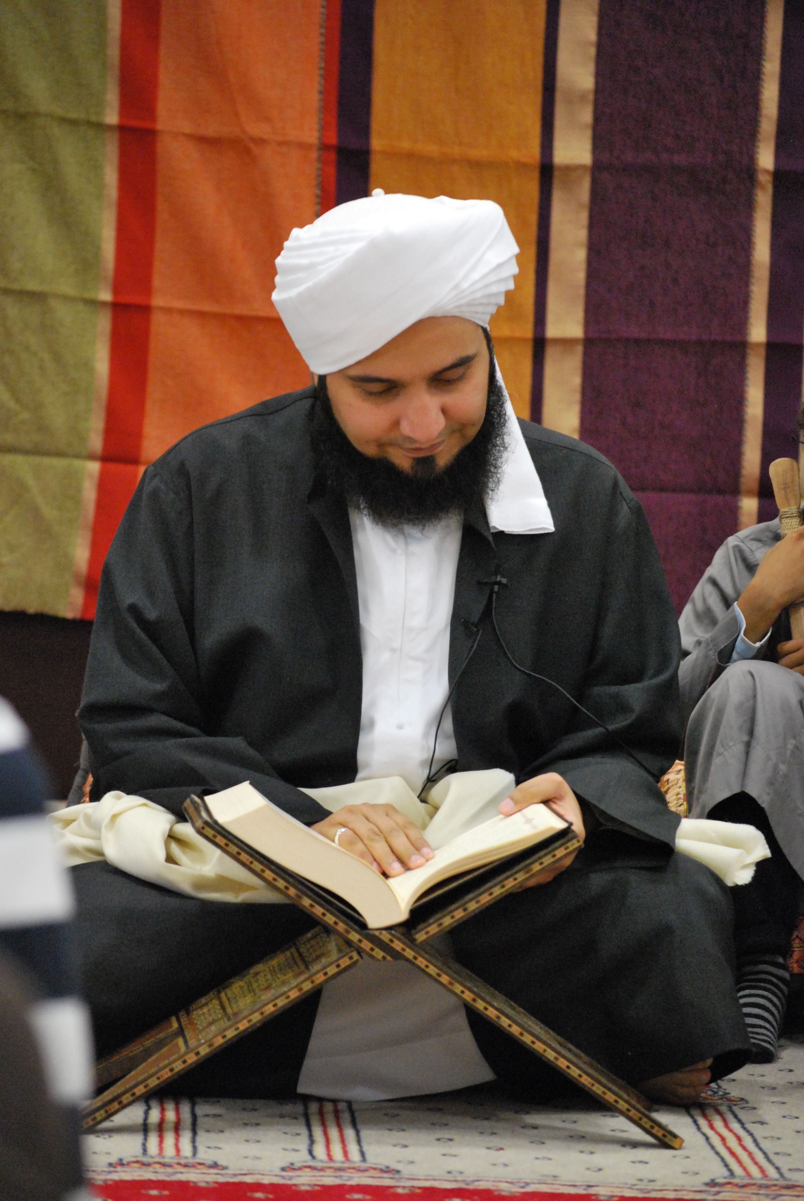 Habib Ali Al-Jifri in Harrow