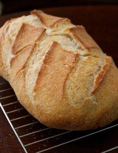 La mejor receta de pan sin gluten