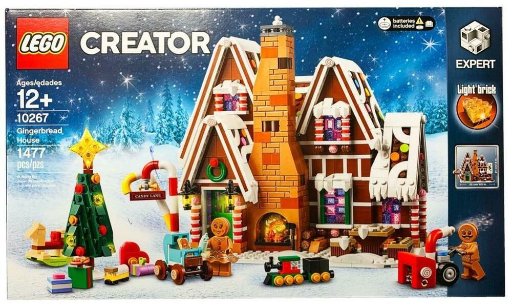 Pin By Cruizeshishler On Lego Ideas For David In 2020 Lego Gingerbread House Lego Winter Lego Christmas Sets