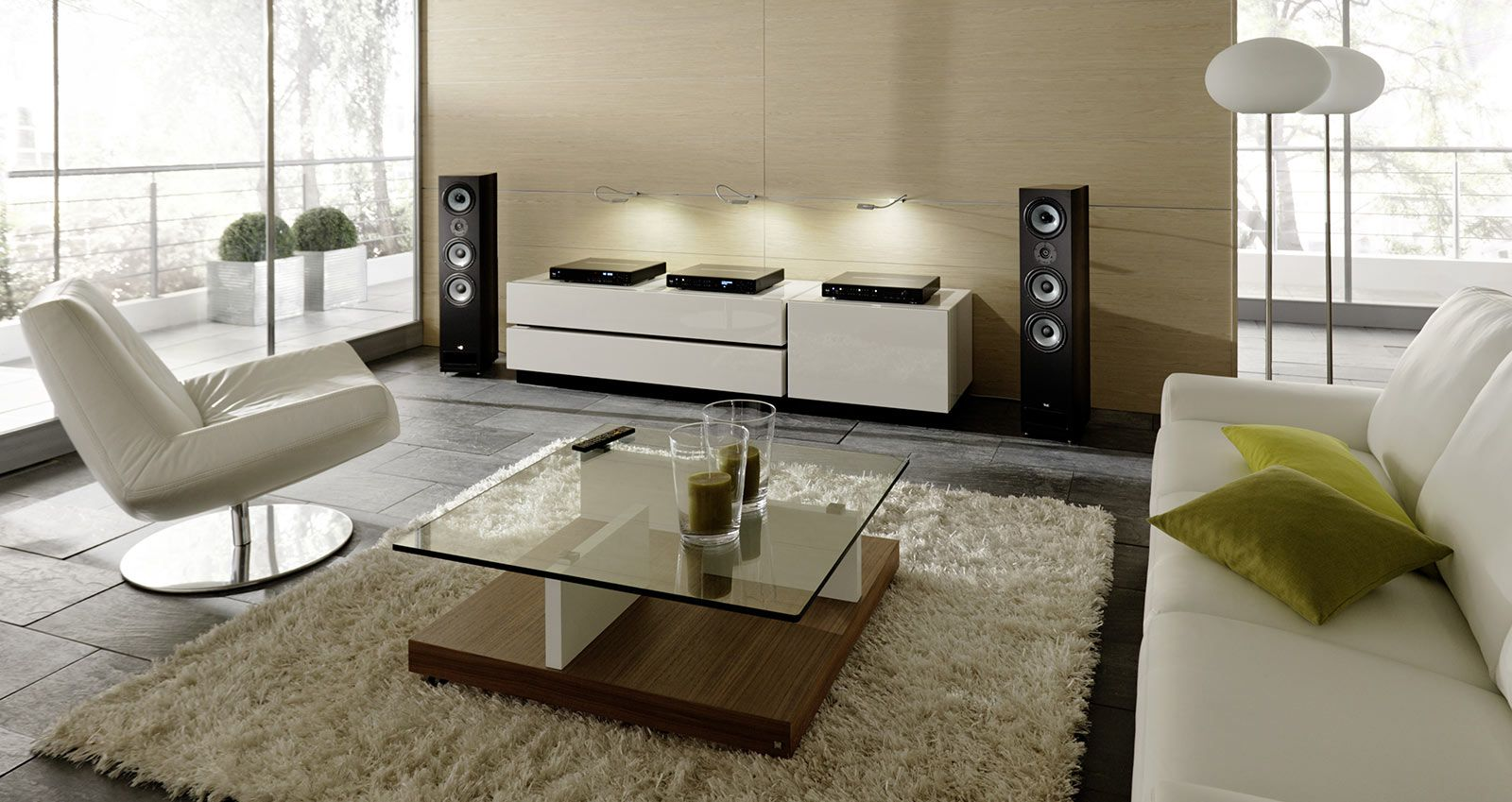 Beau Music Listening Room Design | Home Audio Design Completes Sound Perception