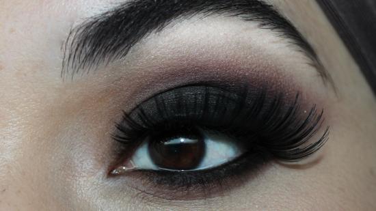 Classic Black Smokey Eye on Makeup Geek