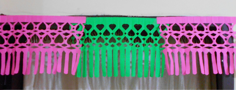 How to make paper door decor | Beautiful origami door ... - photo#7