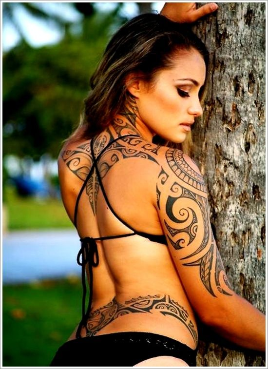 Maori girls photos of Naked curvy