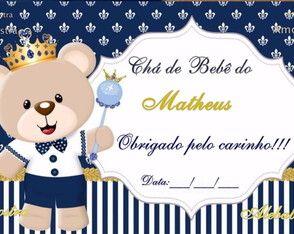 Tag Chá De Bebê Urso Principe Baby Boy Pinterest Baby Baby