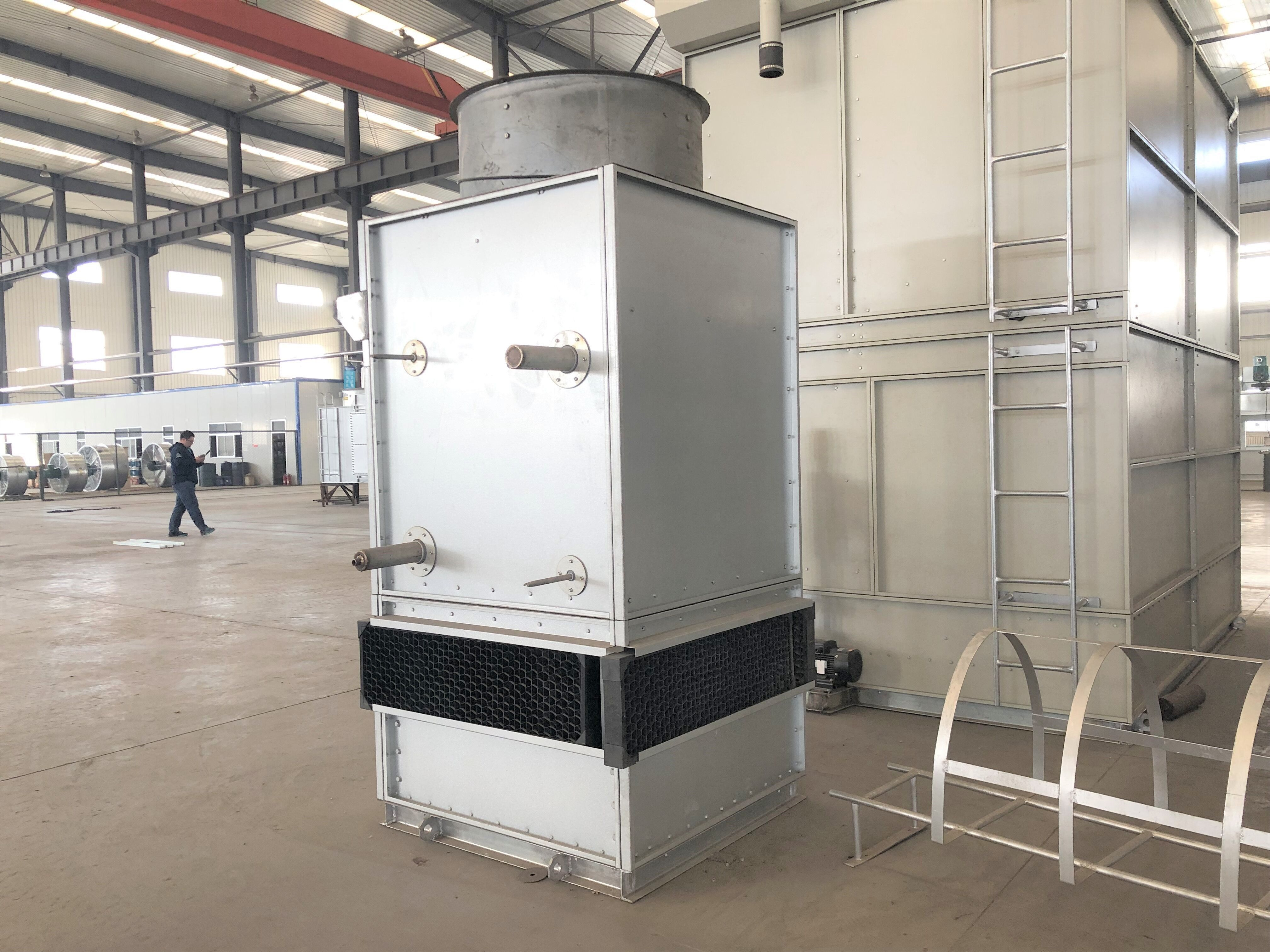 Super Mini Cooling Tower Designed For Customer Is Ready For