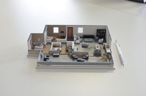 rsultat de recherche dimages pour imprimante 3d maquette maison - Maquette De Maison Facile A Faire