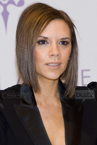 Victoria Beckham Hairstyles Victoria Beckham S Hair Style Great