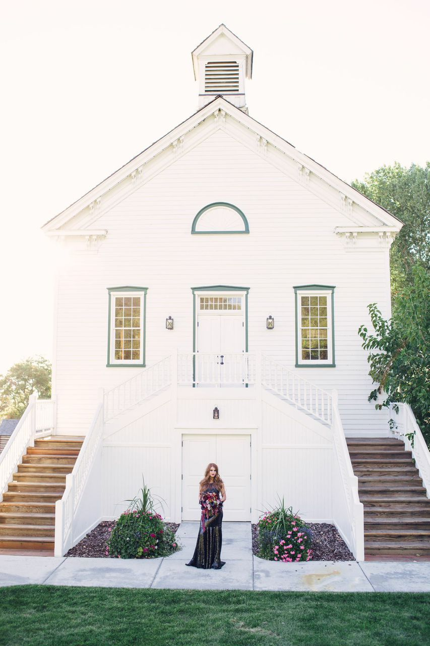 This Is The Place Heritage Park | Little white chapel ...
