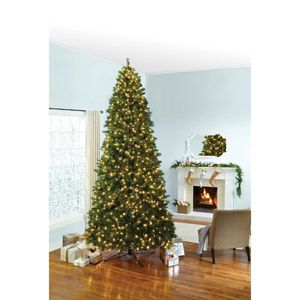 Better Homes And Gardens Pre Lit 12 Carrison Pine Artificial Christmas Tree Clear Lights Better Homes Gardens Better Homes Christmas Tree Clear Lights