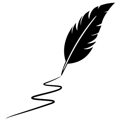 Feather Pen Ink Icon Illustration Isolated Vector Sign Symbol Feather Clipart Feather Icons Sign Icons Png And Vector With Transparent Background For Free Do Pen Icon Feather Icon Icon Illustration