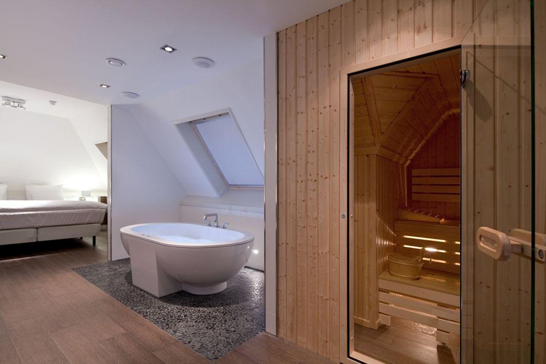 Wellness Suite - Van der Valk Hotel Assen | Badkamer / bathroom ...