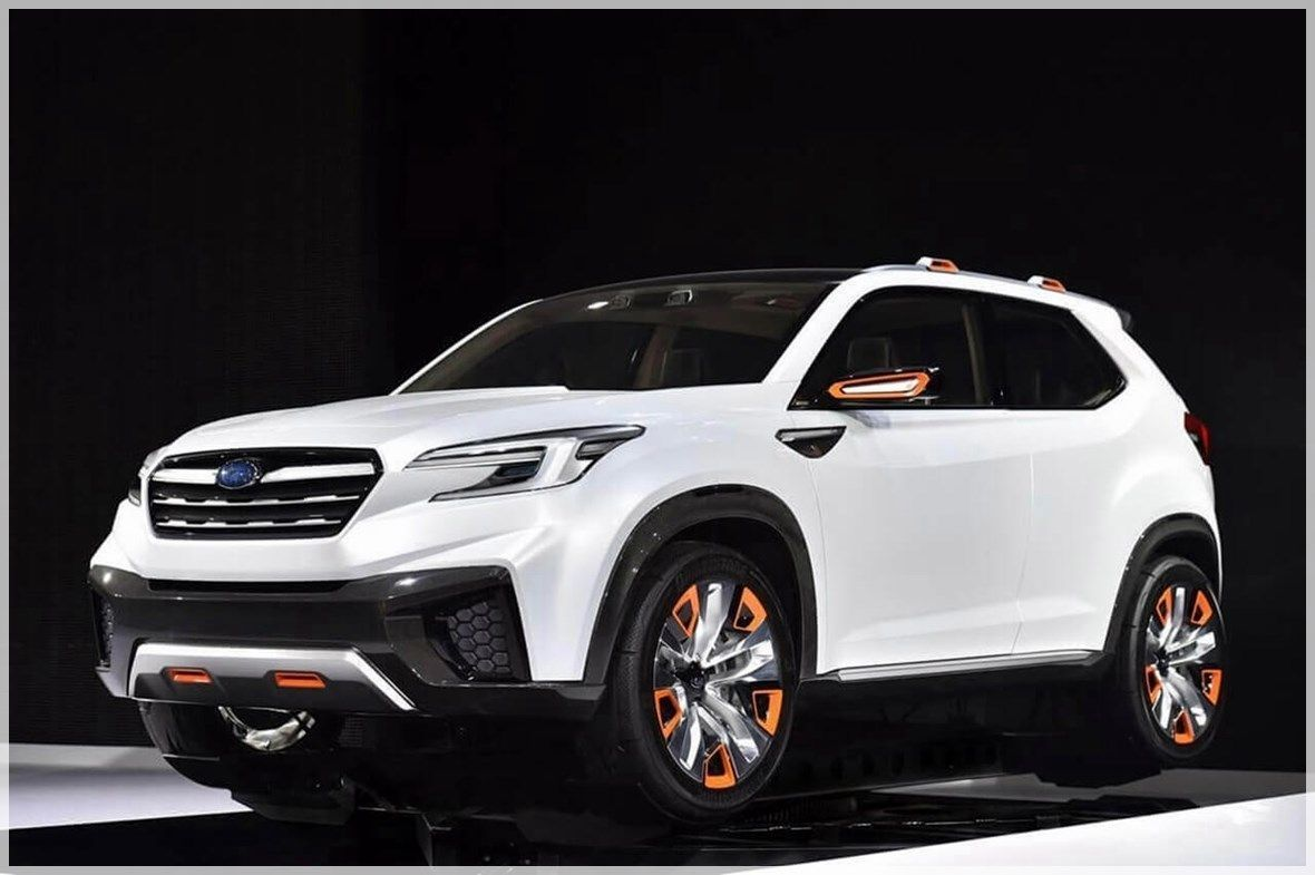2020 Subaru Tribeca Review and Release date