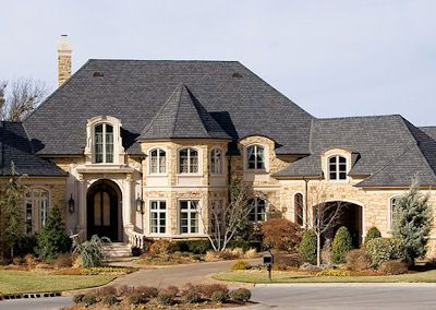 Wonderful Rock And Brick House | Home Improvement   Choosing A New Home Exterior