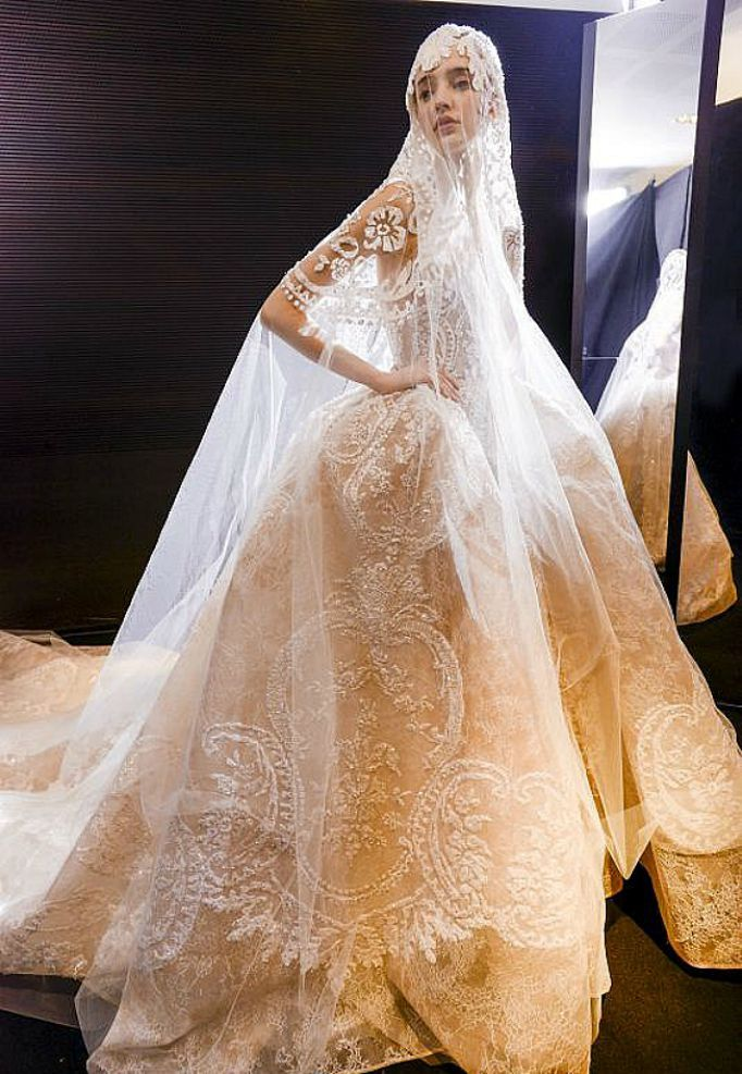 e6d69de18 Elie-Saab-wedding-dress-2 | Cinderella's Wedding Day ⓛⓞⓥⓔ유♥웃 ...