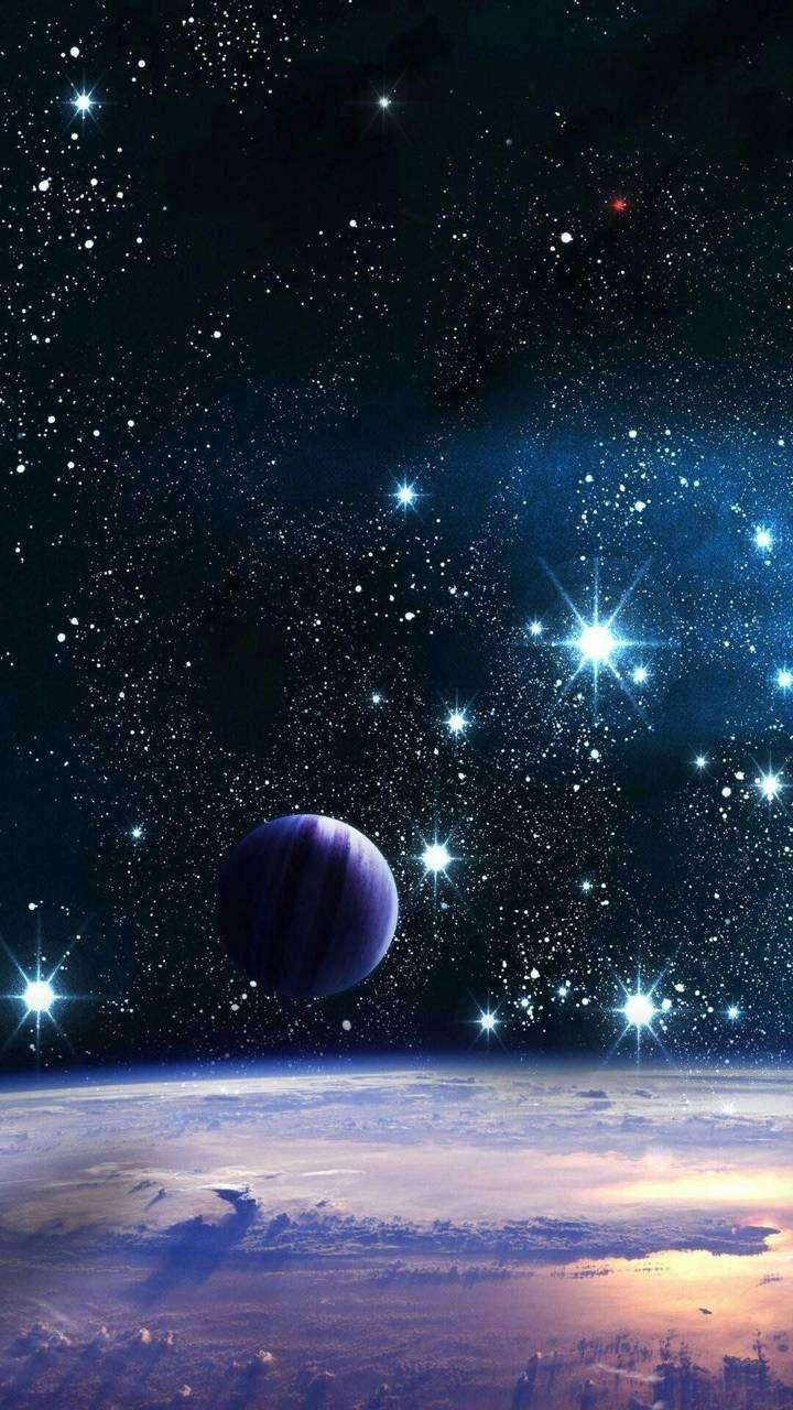 Картинки про космос на телефон