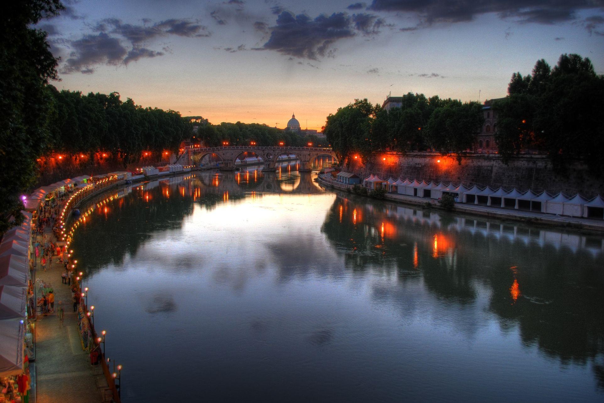Lungo Trastevere #Roma