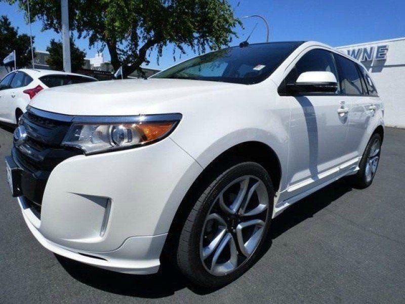 2014 Ford Edge 4dr Sport FWD Cars SantaClara, CA at