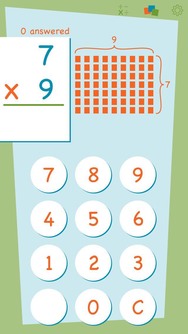 Math Practice with Blocks iOS Universal Improve your math skills ...