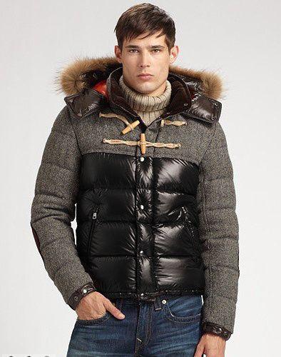 moncler abrigo hombre