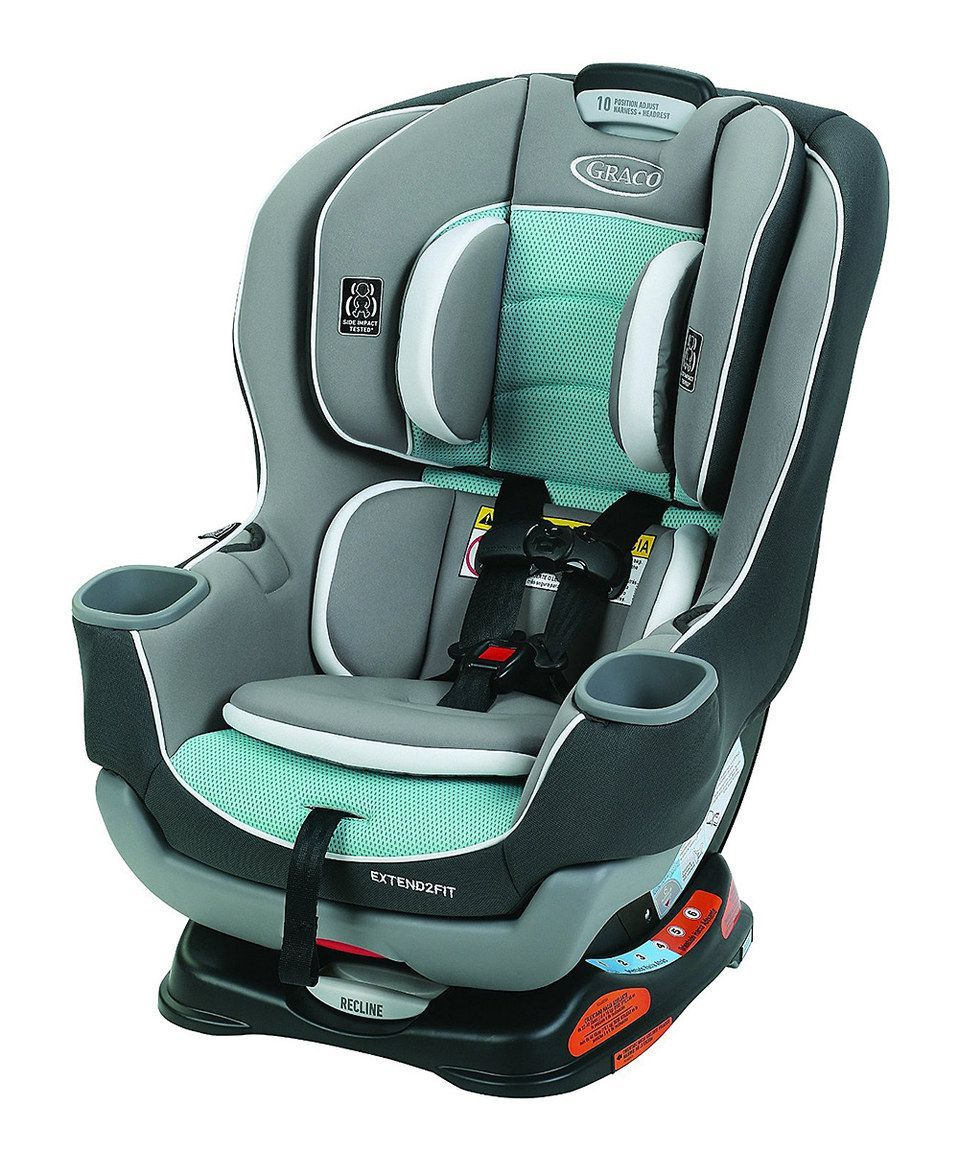 Another great find on zulily! Graco Spire Extend2Fit 65