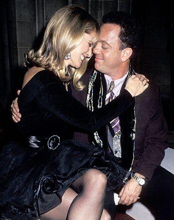 Still His Uptown Girl Billy Joel Serenades Ex Wife