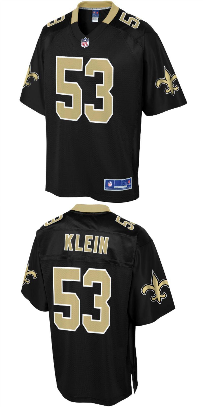new style 6e9ff 69033 A.J. Klein New Orleans Saints NFL Pro Line Team Color Player ...