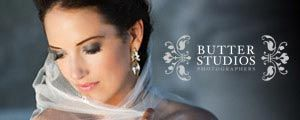 Butter Studios - featuring a real bride in Elsa Corsi beautiful Crystal Jewellery