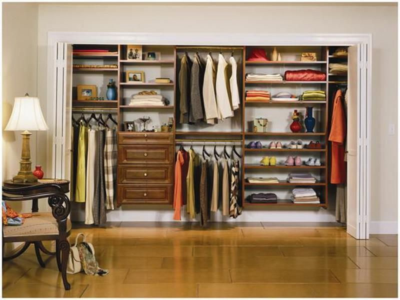 Beautiful Closet Organizers Ideas