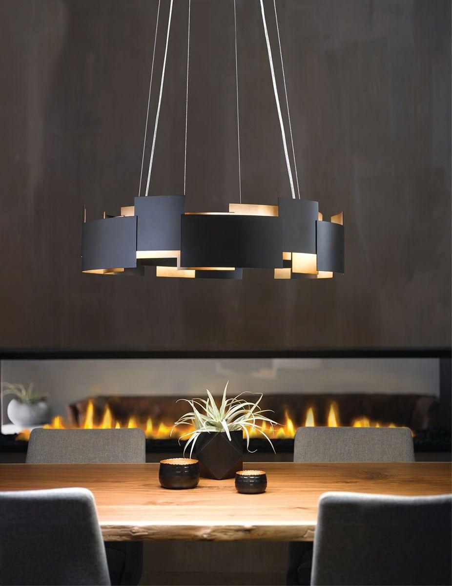 Inspirierend Moderne Esszimmerlampen Ideen Von 2 Light Led Chandelier