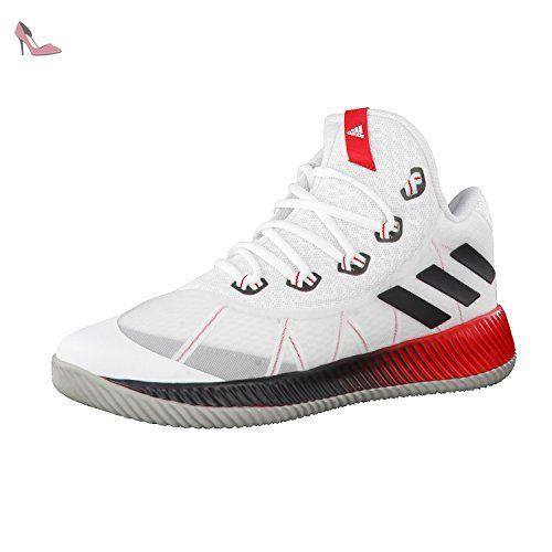Chaussures Adidas Blanc Tennis Homme De Bounce Cassé Bb Energy qwZ7a
