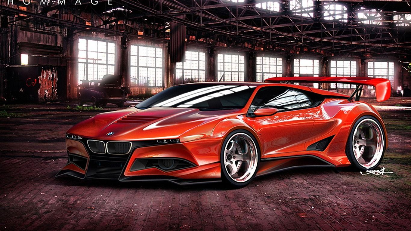 Fast Cars Fast Sports Car Design Wallpaper 1 1366x768 Wallpaper Download Bmw Sports Car Bmw Concept Car Cool Car Pictures