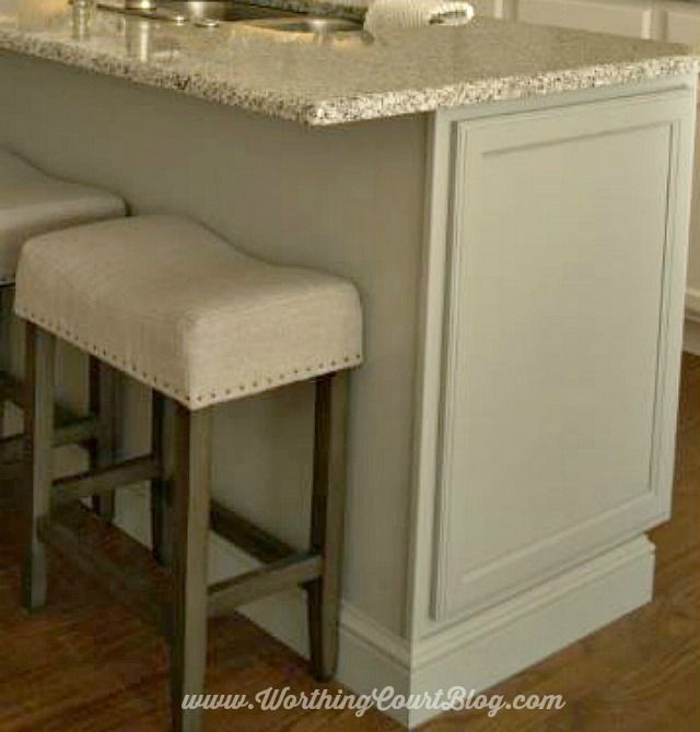 Kitchen Cabinets That Look Like Furniture: The State Of My Kitchen