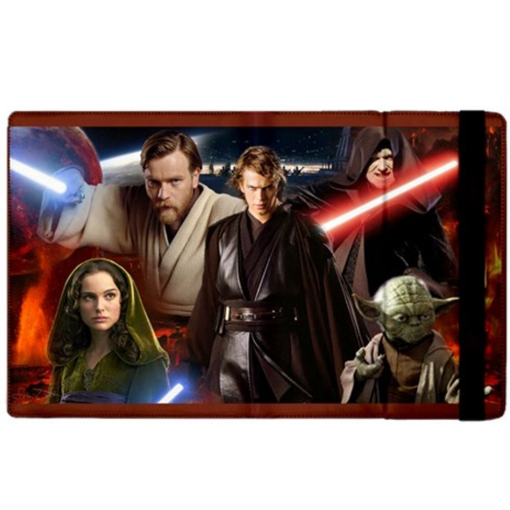 Star Wars Revenge Of The Sith Ipad 2 3 4 Mini Air Pro Flip Case Stand Cover Unbrandedgeneric Star Wars Pictures Star Wars Episodes Inspirational Movies