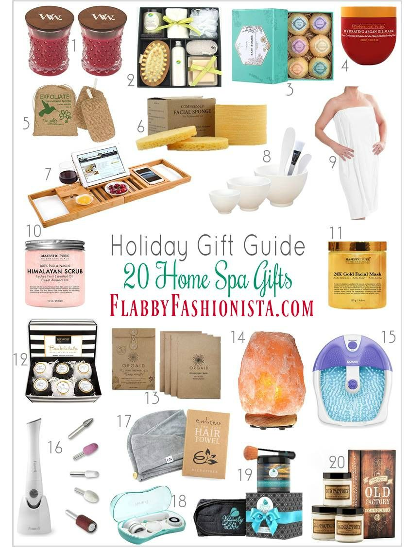 Spa Gifts Fun Home Spa Gift Ideas That Are Sure To Pamper Spa