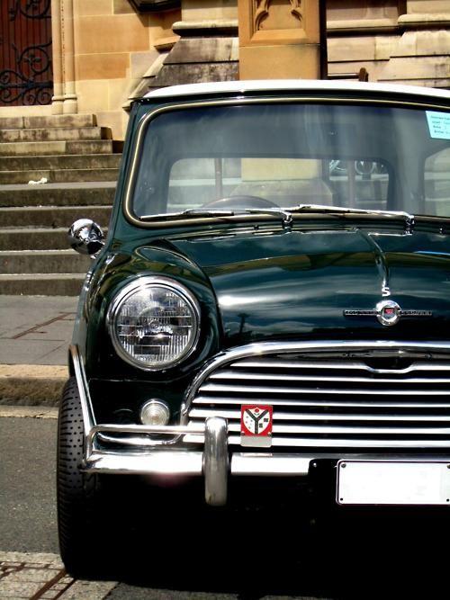 austin mini 1000 cooper la mini birthdate 1959 pinterest voiture automobile et mini. Black Bedroom Furniture Sets. Home Design Ideas