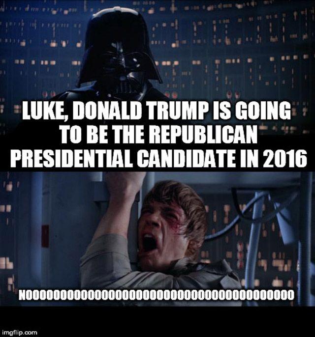 db43aac48b9f2323c99a5e96025f39e4 funny star wars memes with a political twist funny star wars
