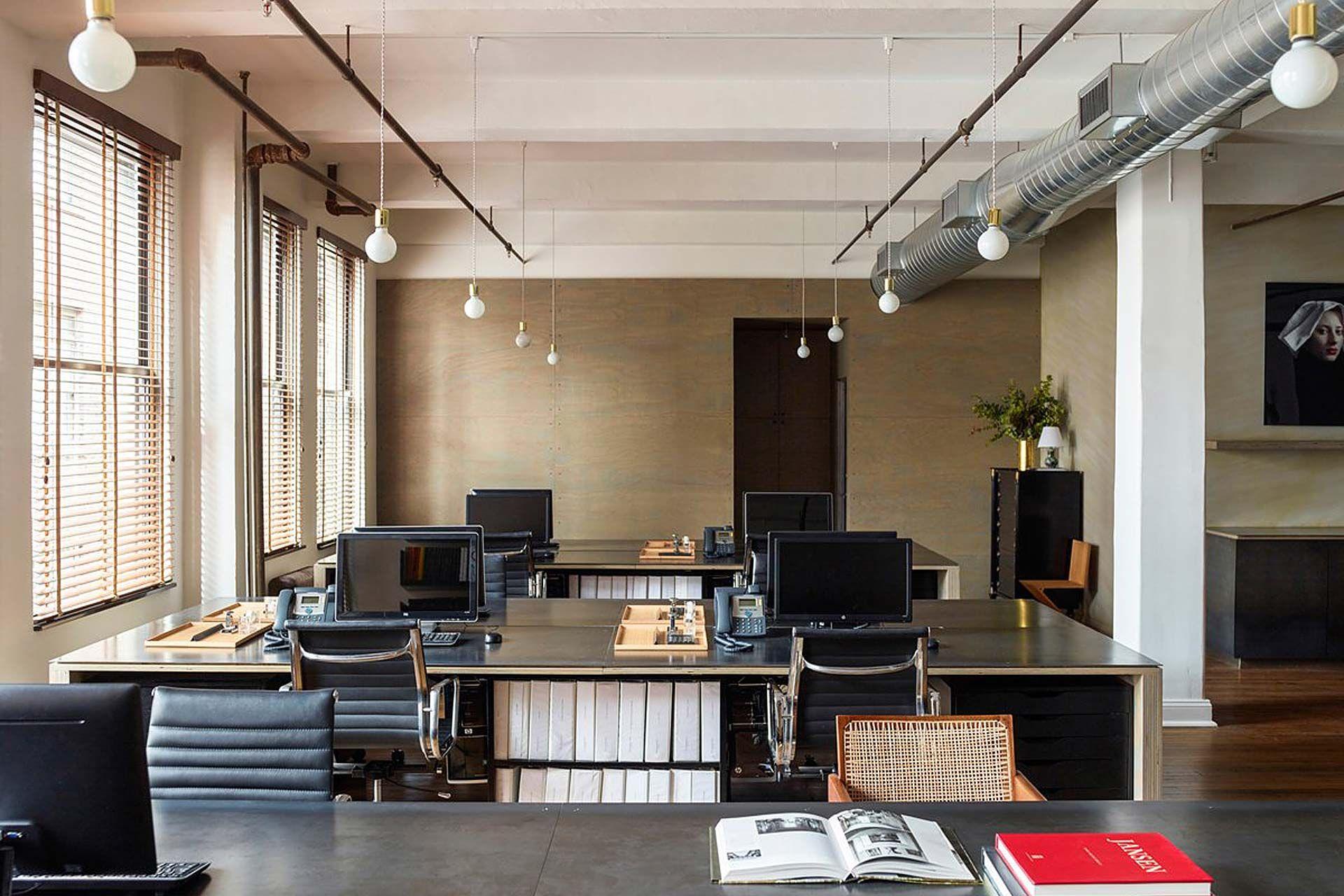 Neal Beckstedt Studio Luxury Home Decor Modern Office Space