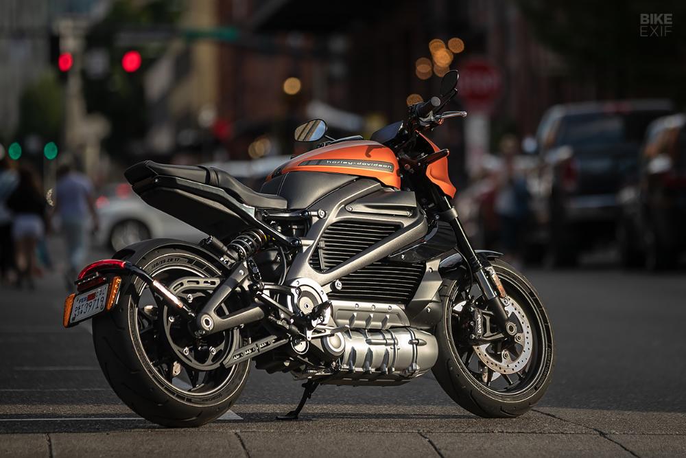 Review Harley Davidson S Electric Livewire Harley Davidson