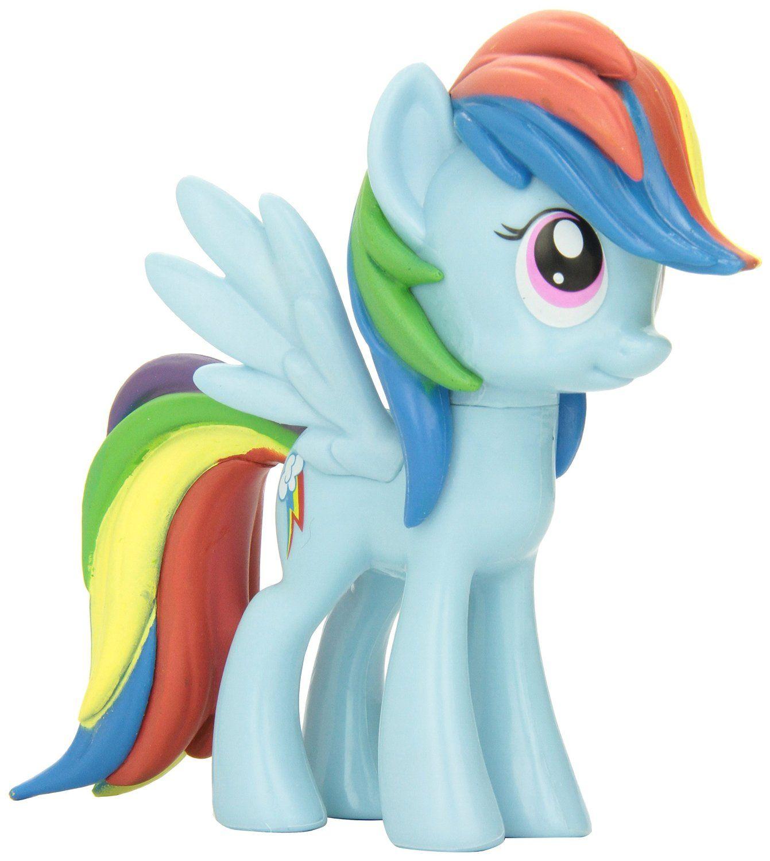 Amazon.de:[UK-Import]My Little Pony Rainbow Dash Vinyl Figure
