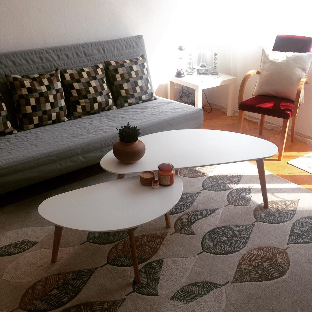 New Coffee Tables Home Livingroom Discoverjysk Jysk Centros De Mesa Mesas [ 1080 x 1080 Pixel ]