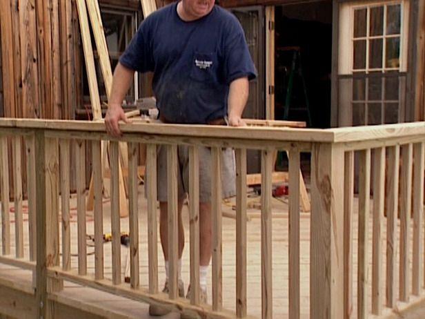 How To Build Custom Deck Railings Wood Deck Railing Deck Railing Diy Custom Deck Railing